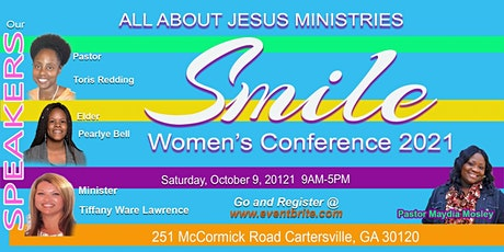 Smile Womens Conference tickets