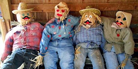 Scarecrow Building tickets