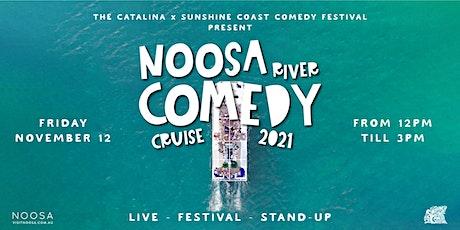 Noosa River Comedy Cruise tickets
