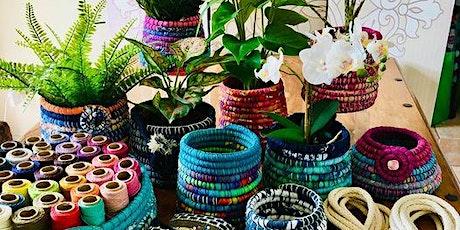 Basket Coiling Workshop tickets