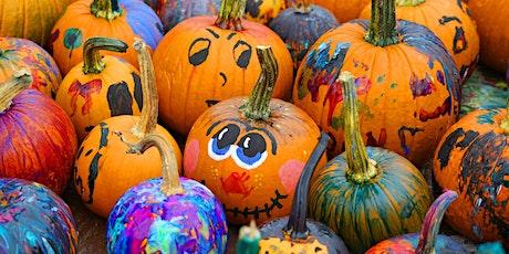 Pumpkin Painting tickets
