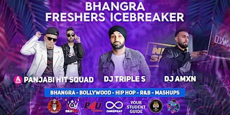 Bhangra Freshers Icebreaker - London Desi Freshers 2021 tickets