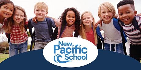 Family Information Zoom for New Pacific School tickets