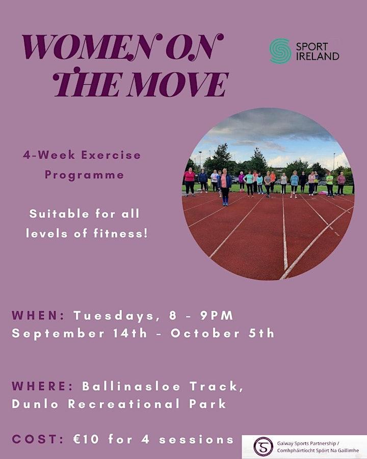 Women on the Move Ballinasloe image
