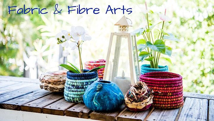 Basket Coiling Workshop image