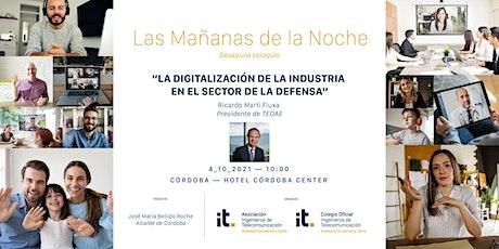La Digitalización de la Industria en el sector de la Defensa entradas