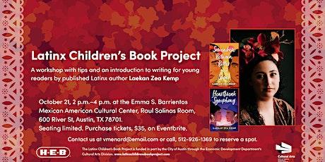 Latinx Children's Book Project Workshop tickets