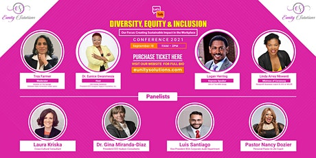 Diversity, Equity, and Inclusion Conference tickets