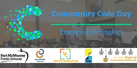 Community Code Day 2021 - Emerging Technology tickets
