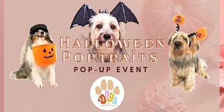 Halloween Dog Costume Portraits tickets
