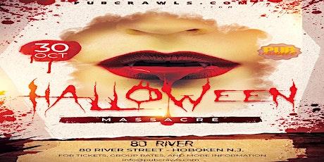 80 River Halloween Massacre Hoboken tickets