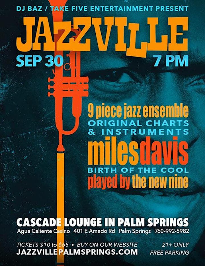 Birth of the Cool: Miles Davis' Classic Album Played Live image