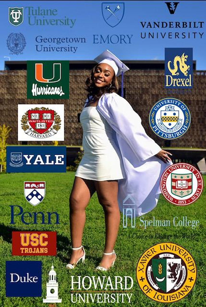 The College Countdown:  How to Prepare For College Applications & Admission image