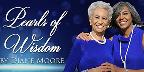 Pearls of Wisdom by Diane Moore Book Launch Drive By tickets