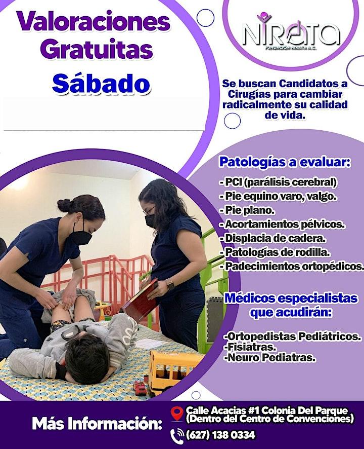 Imagen de Valoración Medica NIRATA