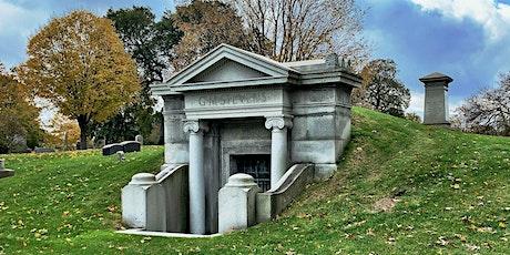 Graceland Cemetery: Stories, Symbols and Secrets Walking Tour (Oct Sundays) tickets