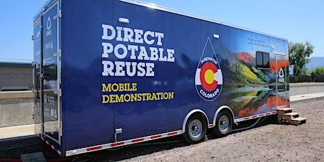 PureWater Colorado Direct Potable Reuse Tour tickets