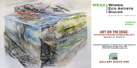 ART ON THE EDGE PART I:  EXHIBITING ARTISTS PRESENTATIONS (MONDAY) tickets