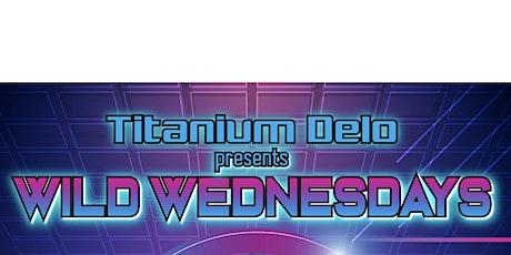 Wild Wednesdays tickets