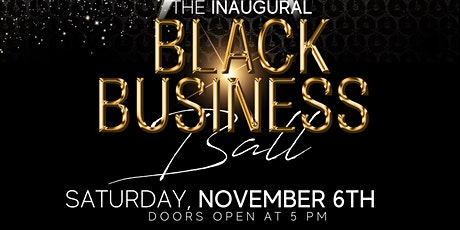 WCS Presents The Inaugural Black Business Ball tickets