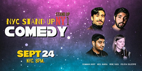 Stand Up NYC Comedy Show tickets