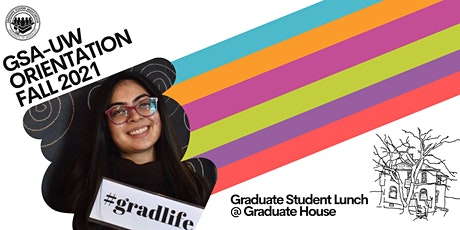Graduate Student Lunch @ Graduate House - Faculty of Science tickets