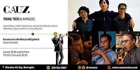Pang Trío & Amigos entradas