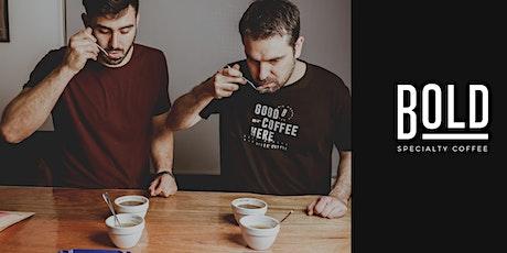 """Catas de Café de especialidad: """"Tour de la planta a la taza"""" entradas"""