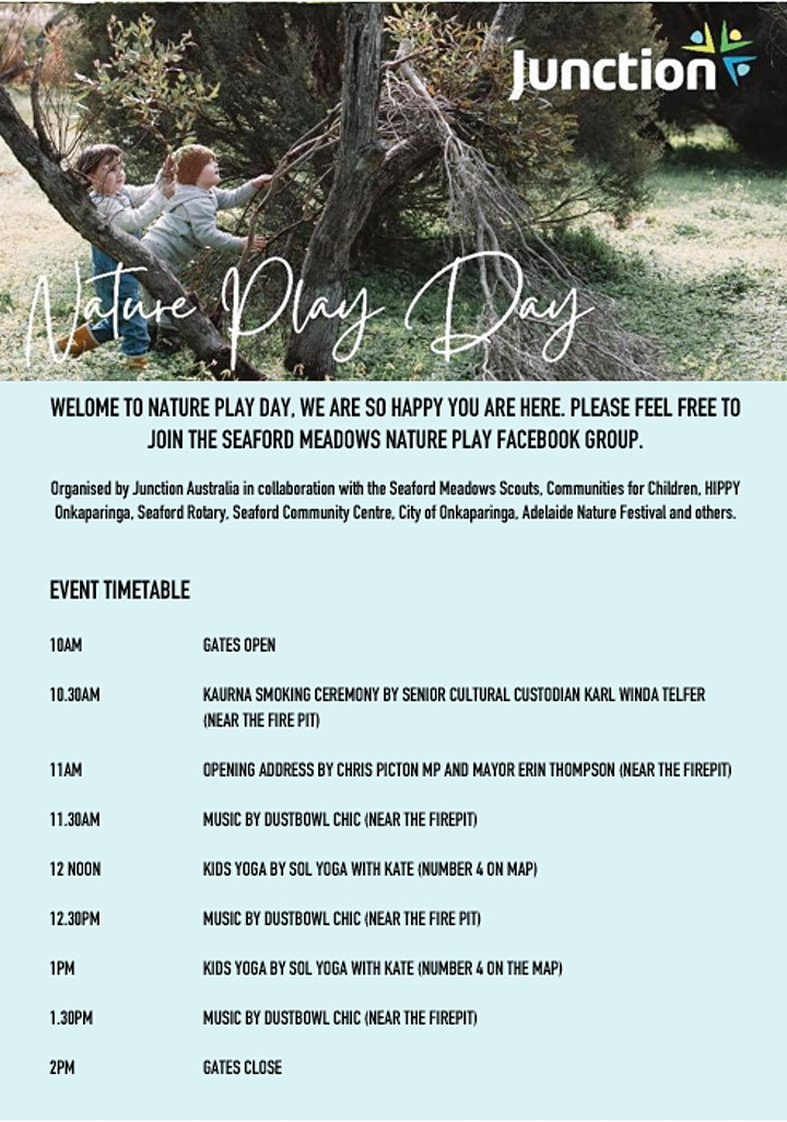 Seaford Meadows Nature Play Day image