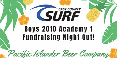 East County Surf Boys 2010 - Fundraising Night Out! tickets