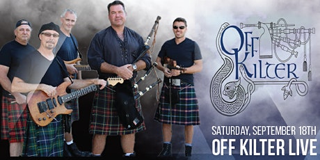 Off Kilter Live in Concert featuring the Byrne Brothers tickets