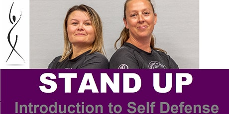 Stand Up: Women's Introduction to Self Defense tickets