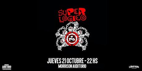 Superlógico - Fiesta Ricotera entradas