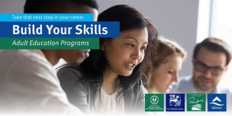 English for Work and Study | Build Your Skills | Adult Education Programs tickets