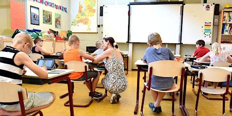 PREP-aration:  Getting Ready for School – Learning Skills tickets