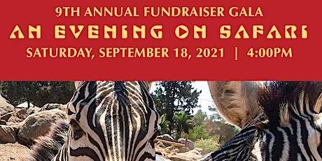 "Annual Fundraiser Gala ""An Evening on Safari"" tickets"