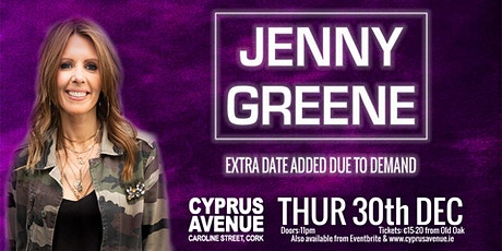 Jenny Greene tickets