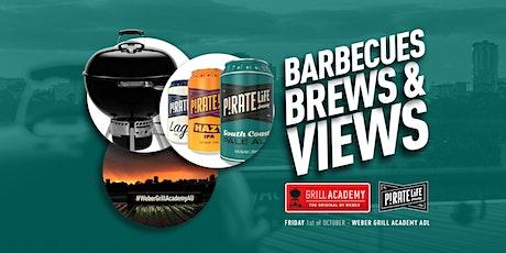 Barbecues, Brews & Views tickets