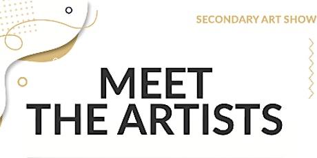 Secondary Art Show tickets
