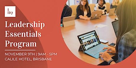 Leadership Essentials Workshop tickets