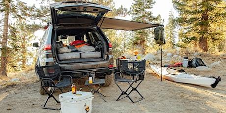 LO DMV | Intro to CAR Camping LO DMV & REI tickets