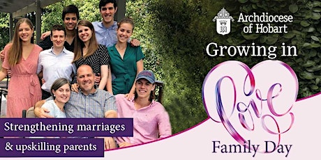 Growing in Love Family Day tickets