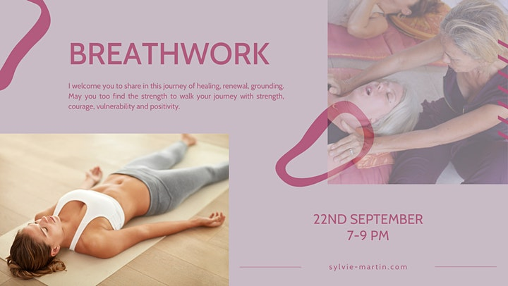 Breathwork workshop image