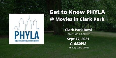 Get to Know PHYLA @ Movies in Clark Park tickets