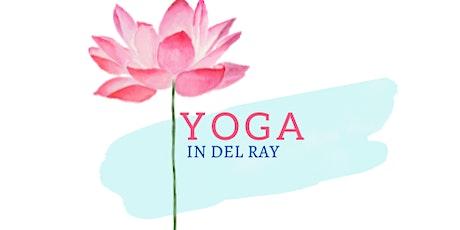 Reiki and Restorative Yoga tickets