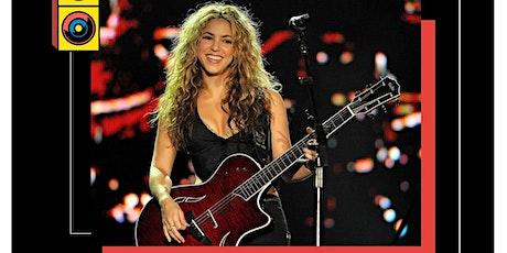 Tributo a Shakira entradas