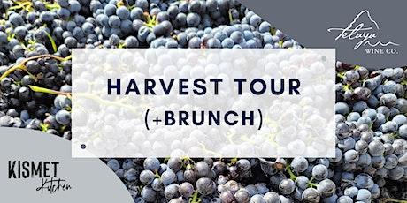 Harvest Tour (& Brunch) tickets