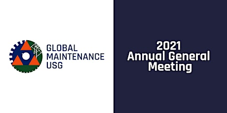GMUSG 2021 Annual General Meeting tickets
