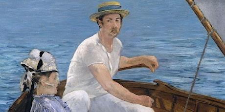 Metropolitan Museum of Art - Manet and Impressionism Livestream Program tickets
