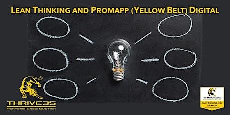 Lean Thinking and Promapp (Yellow Belt) - Digital Workshop tickets